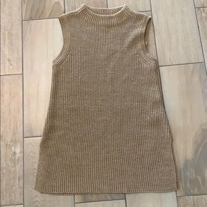Chico's Gold Long Sweater